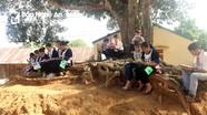 Độc đáo những 'thư viện mini' cho học trò ở huyện rẻo cao Nghệ An