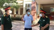 Phun khử khuẩn xã Trung Phúc Cường, Nam Đàn