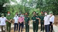 Bộ CHQS tỉnh kiểm tra công tác chuẩn bị diễn tập khu vực phòng thủ