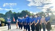 Sở Lao động-Thương binh và Xã hội dâng hương tưởng niệm các anh hùng liệt sỹ