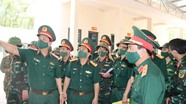 Bộ Tư lệnh Quân khu 4 kiểm tra công tác chuẩn bị cho diễn tập khu vực phòng thủ tỉnh Nghệ An