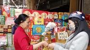 Nghệ An: Hoạt động kinh doanh buôn bán bắt đầu tấp nập trở lại