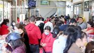 Nghệ An: Người dân đổ xô đi mua vàng ngày vía Thần Tài