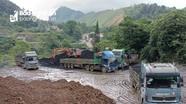 Chi phí vận tải hàng tăng cao khi qua Cửa khẩu Nậm Cắn - Nghệ An