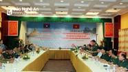 Tăng cường phối hợp giữa Hội Cựu chiến binh Nghệ An và Xiêng Khoảng