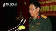 Bộ Chỉ huy Quân sự Nghệ An tổ chức Hội nghị Quân chính 2018