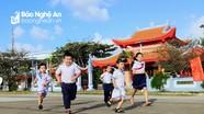 Thăm Nhà tưởng niệm Bác Hồ ở Trường Sa