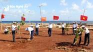 Tết trồng cây trên quần đảo Trường Sa