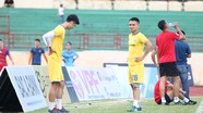 SLNA cho Hải Phòng mượn tiền vệ Phú Nguyên