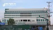 Dự án bệnh viện nghìn tỷ ở Nghệ An nợ lương hàng trăm người lao động