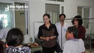 Nhiều bệnh viện tư ở Nghệ An đang quá tải giường bệnh