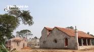 Xã đình chỉ chùa xây trong khuôn viên di tích quốc gia ở Nghệ An
