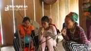 Độc đáo ẩm thực ngày Tết của các dân tộc vùng cao Nghệ An