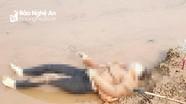 Tìm danh tính thi thể dạt vào bờ sông Lam nghi nhảy cầu Bến Thủy tự vẫn