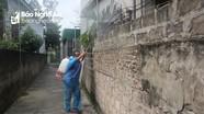 Nghệ An: Rốt ráo phun hóa chất khử trùng nơi có gia đình đến từ tâm dịch Vĩnh Phúc