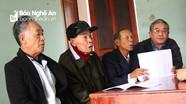 Nghệ An: Nhiều thương binh thiệt thòi vì cán bộ huyện 'bỏ sót hồ sơ'