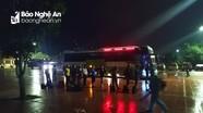 Sau 5 ngày để trống, khu cách ly tuyến tỉnh Nghệ An tiếp tục đón công dân từ nước ngoài về