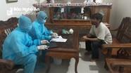 'Bệnh nhân 435' về thăm quê ở Nghệ An trước khi phát hiện nhiễm Covid-19