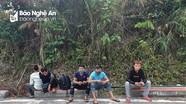 Gần 2.000 người Nghệ An bỏ về từ vùng dịch Đà Nẵng, Quảng Nam bị cách ly