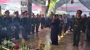 Nghẹn ngào lễ an táng trung sỹ 20 tuổi hy sinh ở Quảng Trị