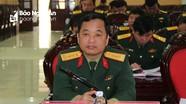 Bộ Chỉ huy Quân sự tỉnh triển khai kế hoạch thực hiện nhiệm vụ quân sự
