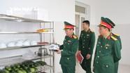 Bộ Chỉ huy quân sự tỉnh kiểm tra công tác phòng, chống dịch ở một số đơn vị
