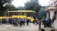 Nghệ An phát hiện xe khách chở 53 người Trung Quốc nhập cảnh trái phép