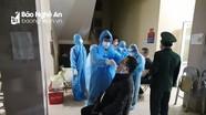 Nghệ An: Đã có kết quả xét nghiệm 53 người Trung Quốc nhập cảnh trái phép