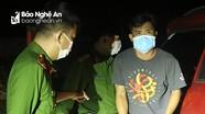 4 người Trung Quốc nhập cảnh trái phép trốn khỏi khu cách ly ở Nghệ An
