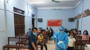 Hơn 2.700 người liên quan đến bệnh nhân Covid-19 ở Nghệ An