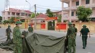 Dỡ phong tỏa trụ sở Công an huyện Đô Lương