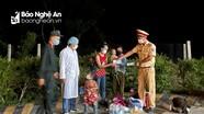 5 công dân Nghệ An mắc kẹt ở Huế đã được mua vé tàu về Vinh