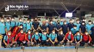 Đội tuyển Việt Nam lên đường đi Saudi Arabia lúc nửa đêm
