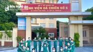 Thêm 2 bệnh viện dã chiến ở Nghệ An tạm dừng hoạt động