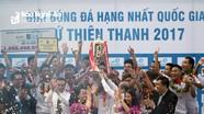 CLB Nam Định trước nguy cơ không được dự V.League 2018