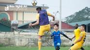 Hai thủ môn chấn thương, SLNA phải sử dụng thủ môn trẻ