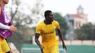 Olaha Michael (SLNA) - cầu thủ đen đủi nhất V.League