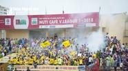 Khoảnh khắc SLNA tái lập kỷ lục V.League