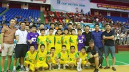 U11 SLNA thắng như chẻ tre, vào bán kết Nhi đồng toàn quốc 2018