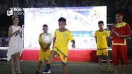 Trung thu của các cầu thủ trẻ Sông Lam Nghệ An