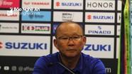 HLV Park Hang-seo tiếc nuối vì đánh mất chiến thắng tại sân Malaysia