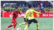 Tiền vệ Nguyễn Trọng Hoàng - mảnh ghép hoàn hảo cho SLNA