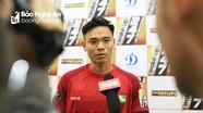 HLV trưởng Quảng Nam: Nguyên Mạnh xuất sắc, SLNA xứng đáng giành chiến thắng