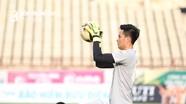 Sông Lam Nghệ An chỉ còn 1 thủ môn đối đầu B. Bình Dương