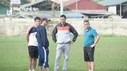 Dấu ấn của Ban huấn luyện SLNA sau 3 vòng đấu V.League 2019