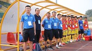 Như Thuật - Văn Quyến cùng U15 SLNA chính thức giành vé dự vòng chung kết