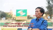 Gặp họa sỹ Trần Từ Thành - người vẽ biểu tượng của Sông Lam Nghệ An