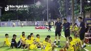 U13 SLNA giành vé dự vòng chung kết với thành tích bất bại