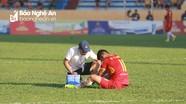 Phạm Xuân Mạnh chia tay V.League nửa tháng vì chấn thương
