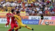 Sông Lam Nghệ An giải cơn khát chiến thắng trong ngày trở về sân Vinh của Quế Ngọc Hải